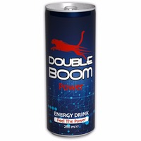 Double Boom Power Energy Drink 250ml