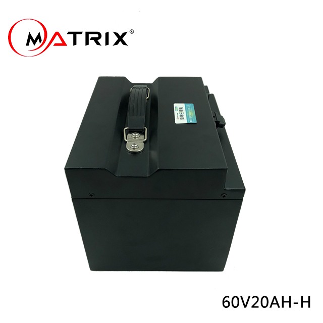 Electric Scooter Citycoco 2000W Lithium Battery 60V 20Ah 25Ah 30Ah Li Ion 18650 Battery Pack For Ebike