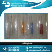 Choi Implanters with Changing Needles Sizes : 0.8, 0.9, 1.0, 1.2 MM