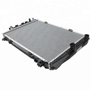 Auto A1405002103 1405002103 140 500 21 03 Cooling System Car Water Cooling Radiator For W140