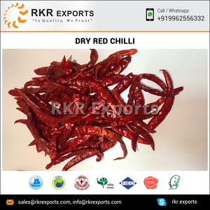 Top Quality 100% Organic Stemless Dried Red Chilli