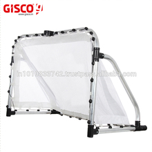 Mini Foldable Goal Custom Size High Quality Aluminum Indoor Soccer Goal for Sale