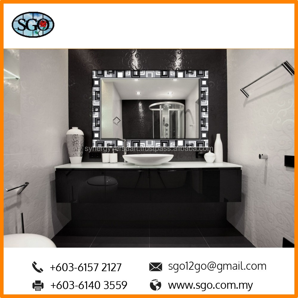 High Quality Decorative Mirror Glass Wall
