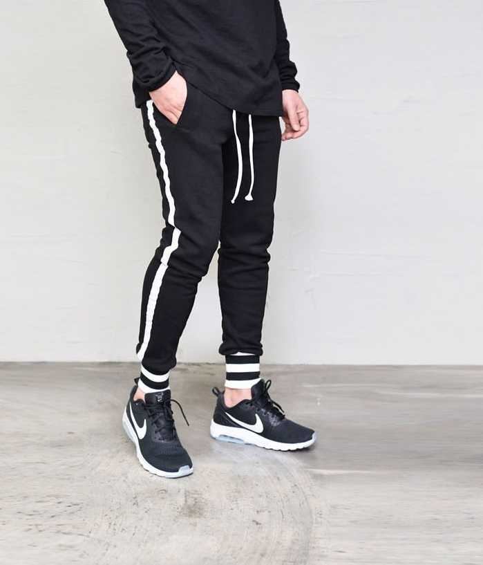 New Fashion High Quality 100% Cotton Man trouser High Quality Stylish Clothes Man Long Fitness Tights trouser