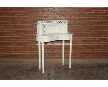 French Furniture Indonesia - Matching Dressing Table Jepara Furniture
