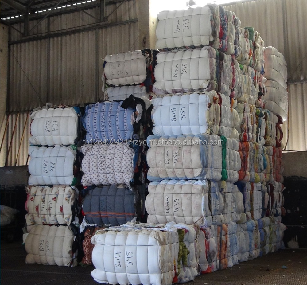 used bale clothes