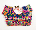 Women Designer Cotton Hand Embroidered Blouse- Designer Ready made Blouse- Women Banjara Style readymade Blouse