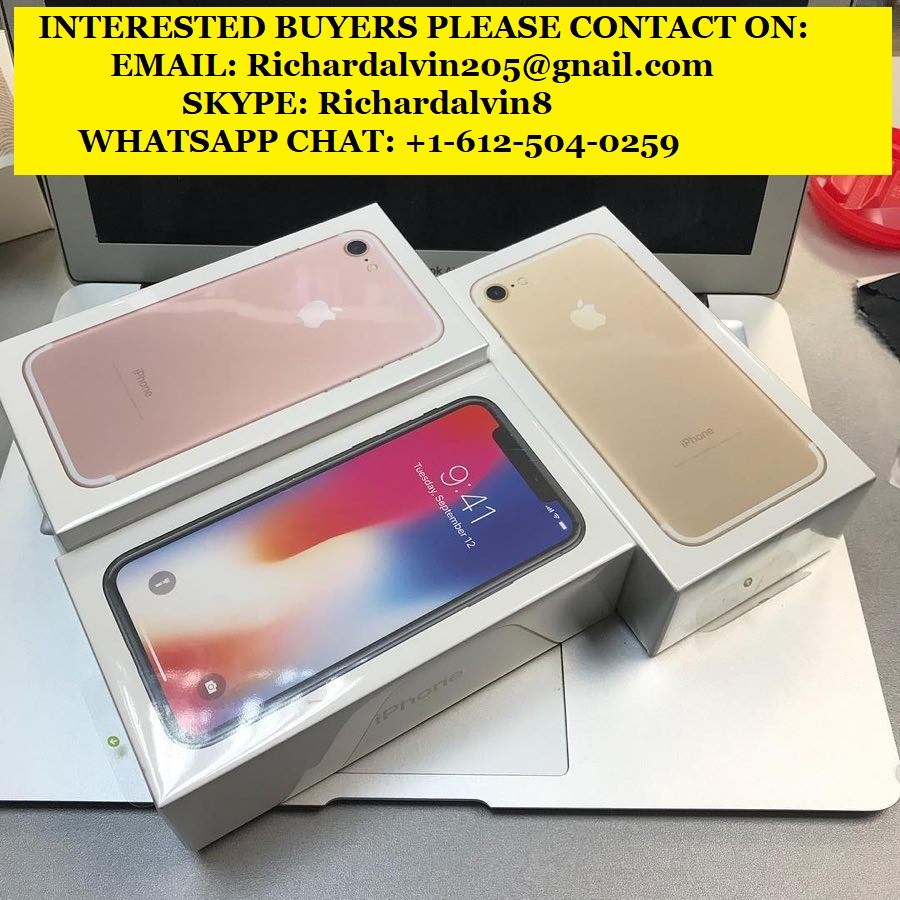 A Delivery Newest For original phones unlocked Red Phones 8 & 8 plus / X & 8 + / 32GB All Original Phones 7