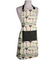 Eco friendly BBQ cotton Aprons Made In India