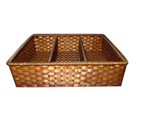 Customized Bamboo crafts , Bamboo weaving tray Bamboo weaving crafts