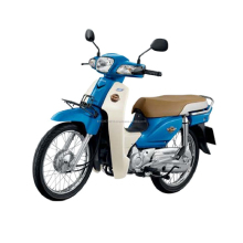 2017 SUPER CUB 12 DREAM Blue-White Colour Scooter 100 CC Motorcycle