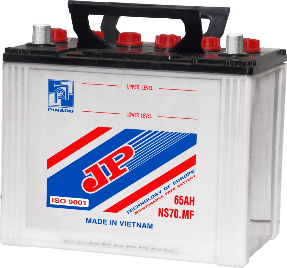 NS70 (12V - 65Ah) Dry Charged Battery