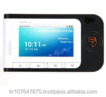 NFC Android reader, Multi-purpose Kiosk, Touch Screen reader, access control, membership