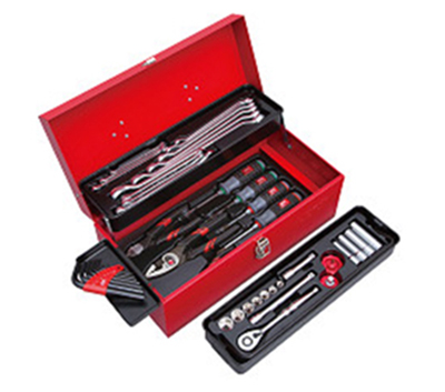 Japanese and High-grade KTC KYOTO car tool kit for car-maintenance , other models also available