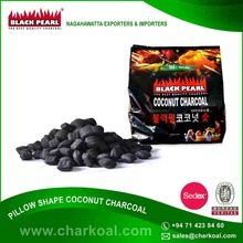 Bulk Exporter of Professional Use Coconut Shell BBQ Charcoal