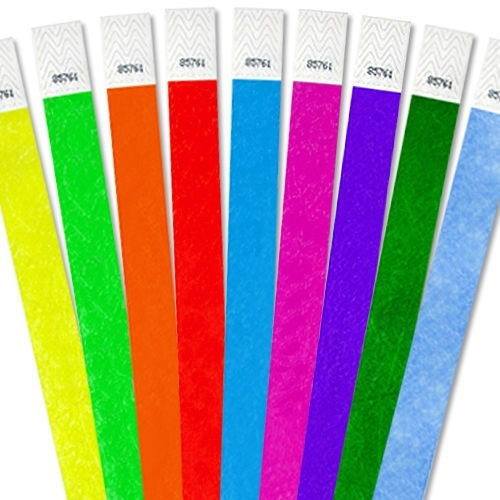 Non Tearable Synthetic Paper for Wristband