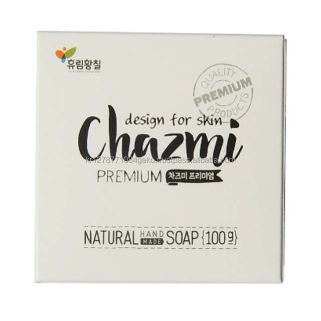 High Quality Korean Dendropanax Chazmi Premium Natural Handmade Soap for Skin care