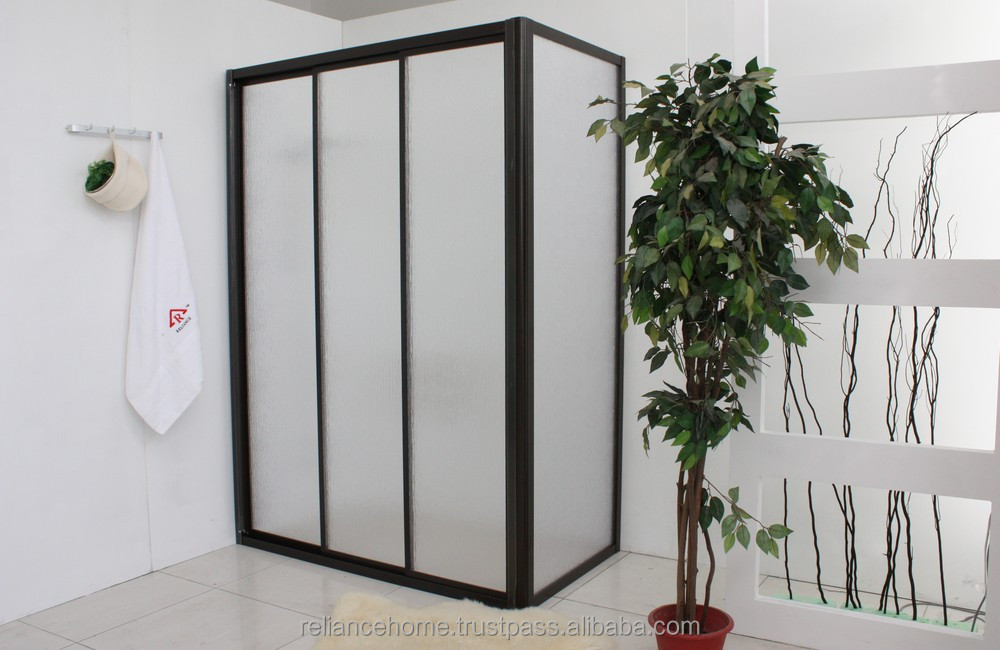 Malaysia Reliance Home RS431 Frame Sliding Shower Screen Door
