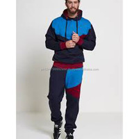 Newest Customized Tracksuit Sweat Suit Custom Made Men Casual Tracksuits