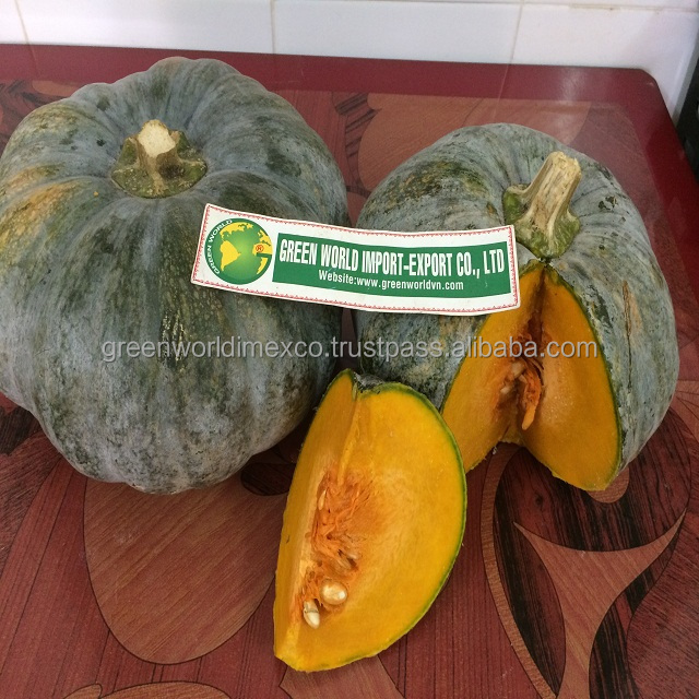 PUMPKIN FROM VIETNAM WITH HIGH QUALITY