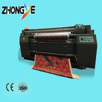 large format sublimation direct printer 3.2m DX5 / E5113 inkjet printer paper plotter made in china