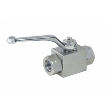 elite pipe industrial high pressure ball valve