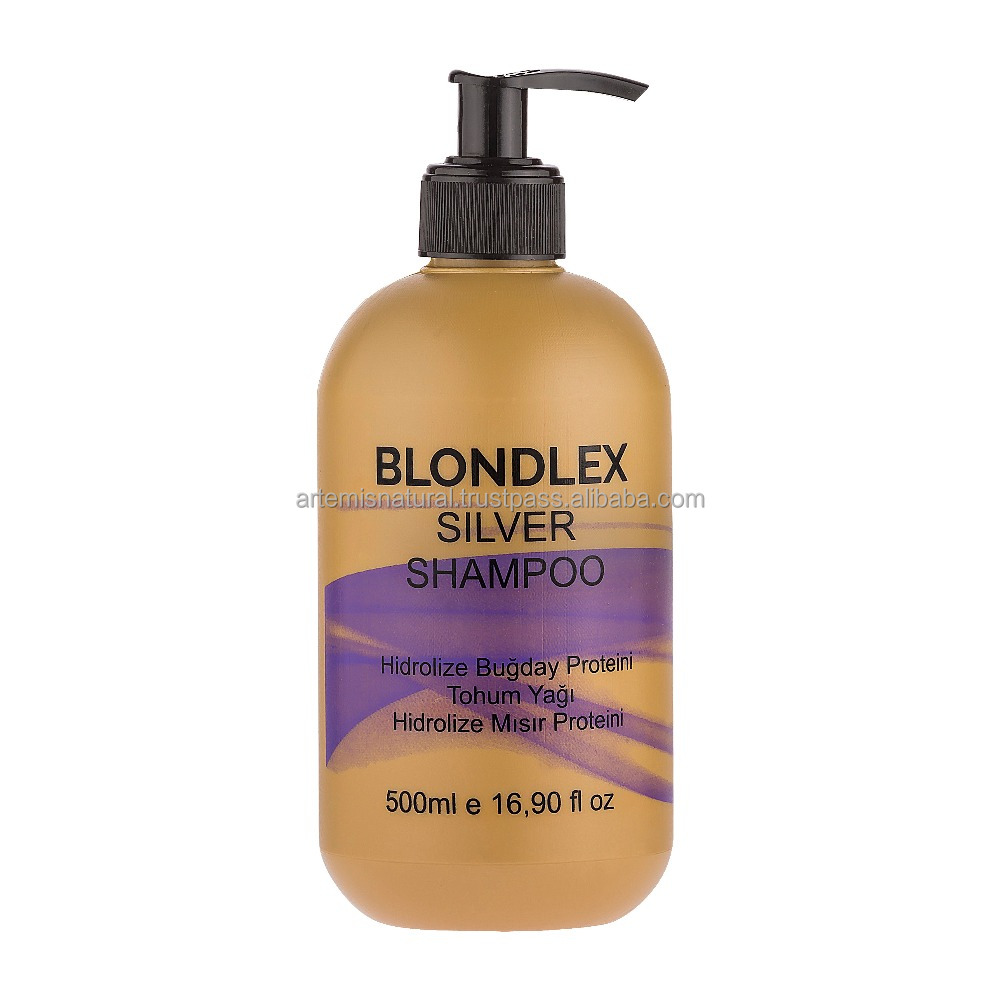 Blondlex Hair Silver Shampoo