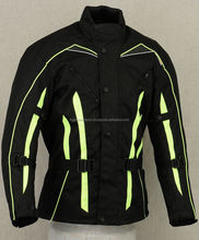 Grey Windproof Softshell Men Mesh Textile Motorcycle Jacket