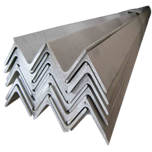 Standard Size Of Mild Steel Angle Iron Weights