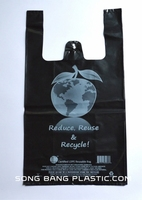 wholesale produce HDPE/LDPE carrier plastic bag from Viet Nam