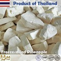 Freeze-dried Pineapple - BULK - from Thailand