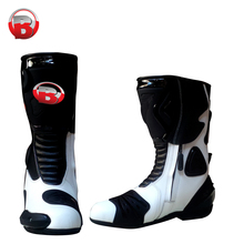 Wholesale waterproof used motorbike boots