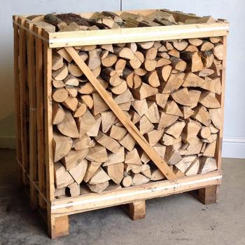 GRADE AA Oak and beech Kiln Dried Firewood From Ukraine.