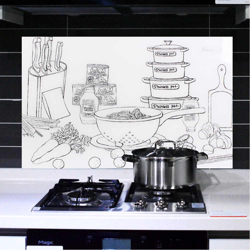 Fashion Home Decor Good Quality Kitchen (L) Kitchen Art Board