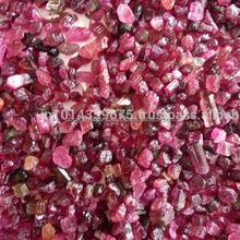 Natural Stone Pink Color Tourmaline Uncut Rough gems for sale