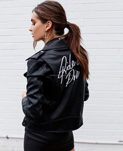 Sexy hot girl Wholesale leather jackets for women Pakistan manufacture leather jacket motorcycle woman coat