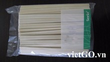 Disposable Bamboo Chopsticks Full Paper Packing