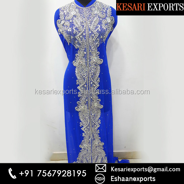 Modern Party Wear Caftan For Women By Kesari Exports