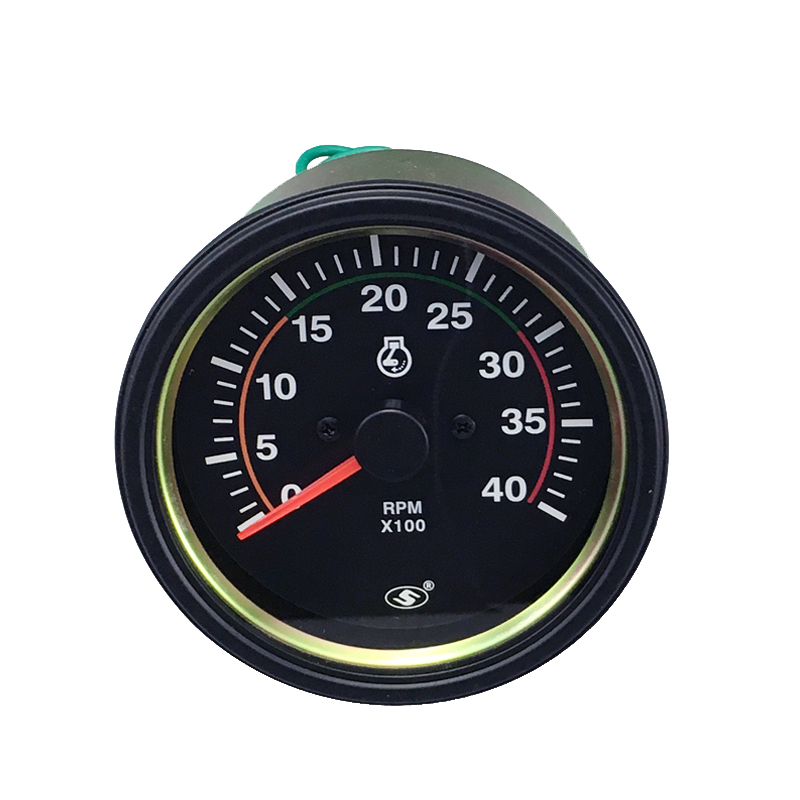 85mm Adjustable Certificated Vehicle Tachometer Gauge