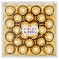 Buy Direct Ferrero Rocher 24 Pieces Boxed Chocolates 300G