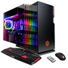100% Arins Gallanto 2019 Gaming CyberPowerPC GXiVR8080A3 Gaming PC Desktop i7-8700K 16GB GTX 1070 120GB SSD +1TB 100% Package