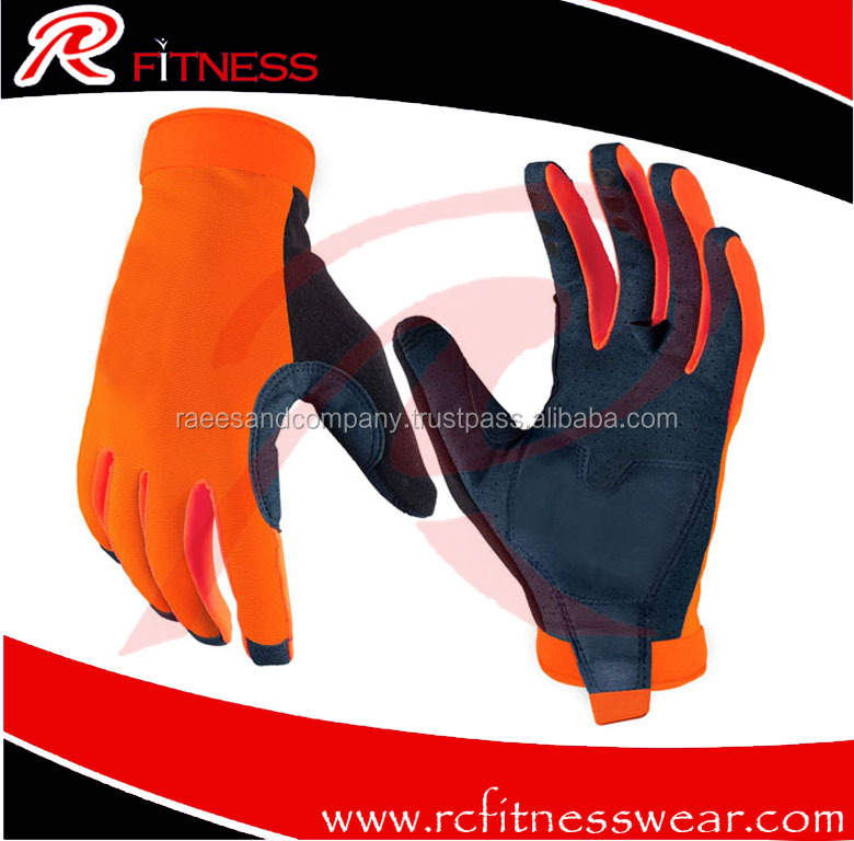 Full Finger Gloves | Sports Racing Cycling Bike Bicycle Full Finger Gloves