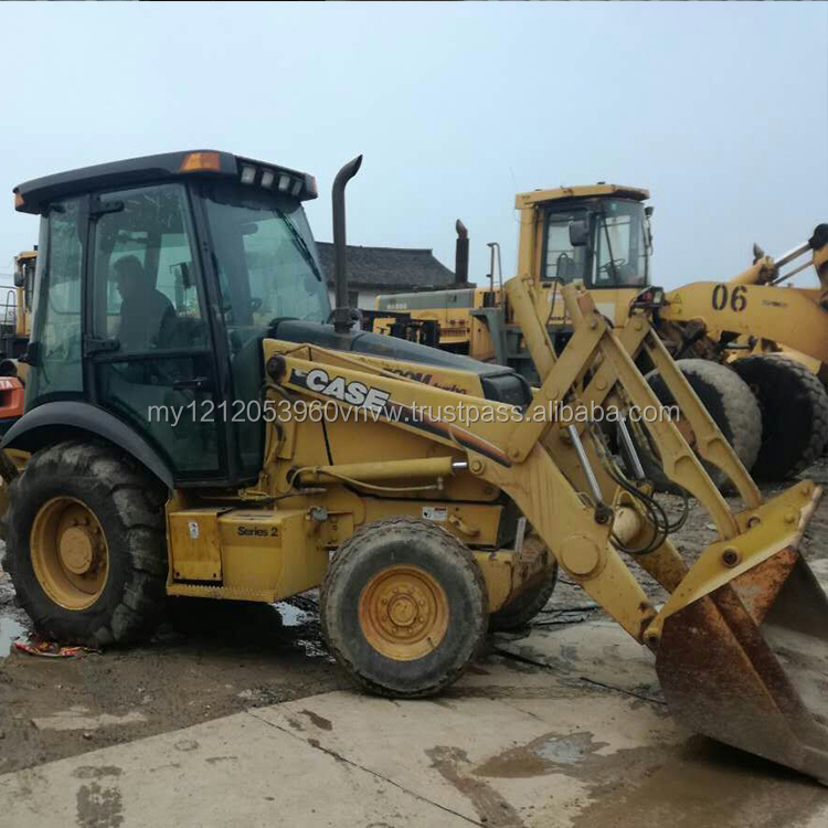 Case backhoe in Malaysia Used CASE 580M backhoe loader for sale