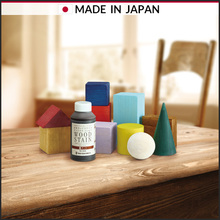 TURNER WOOD STAIN indoor paint for wood made in Japan, water based