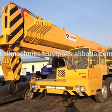 Used mobile crane 50T GT500E second hand original japan TADANO truck crane