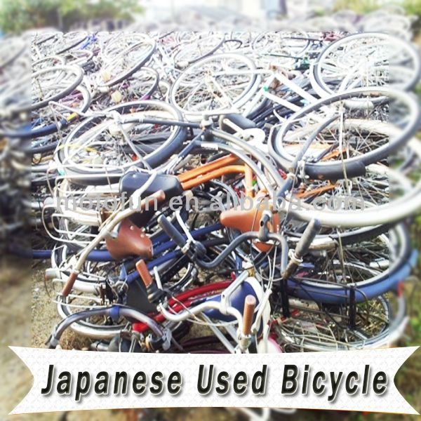 Used Bicycles for sell at low price in Japan