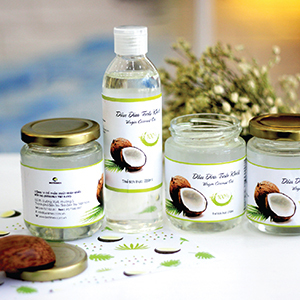 VCO - VIRGIN COCONUT OIL- BETRIMEX COMPANY