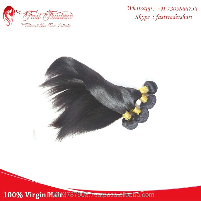 Remy Hair 100 Human Hair,Wholesale Price Virgin Brazilian Straight Hair Weaon,Prices For Brazilian Hair