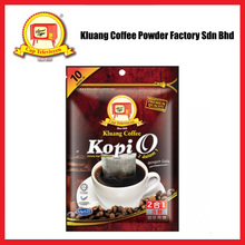 Black Coffee Kopi-O (2in1) with sugar 10 sachets x 23gm wholesale