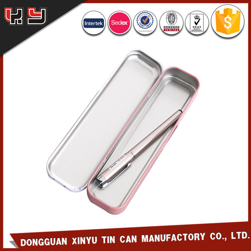pen tin  case